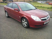 vauxhall vectra exclusive 120bhp cdti turbo diesel 1.9