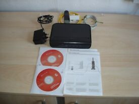 BELKIN WIRELESS ROUTER TYPE F5D7634-4A-H v2 – USED UP TO LAST MONTH – PERFECT WORKING ORDER
