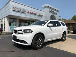 2017 Dodge Durango | LTD | LTHR | DVD | ROOF | HEMI | AWD |