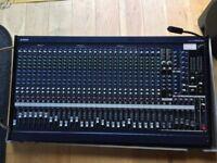 Yamaha MG32/14 FX Mixing Desk with Flight Case