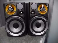 Max Sound 3-Way Max Bass Speakers ( Pair )