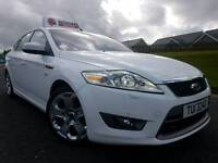 (WHITE) July 2008 Ford Mondeo 2.2 Titanium X Sport 175Bhp, 79000 MILES! STUNNING CAR! MASSIVE SPEC!