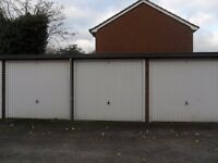 Lock up Garage to Let in Burton-on-Trent