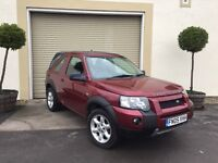 2005 Land Rover Freelander Lovely Car!!