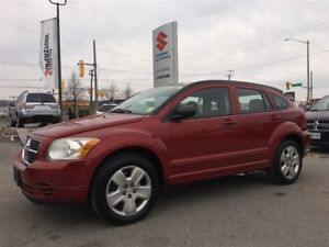 2009 Dodge Caliber SXT Low Low Km's ~Solid Value ~Well Appointed