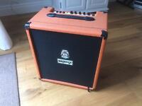 Orange Crush 50 Watt Bass Guitar Amplifier