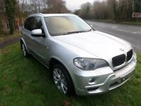 2009 BMW X5 3.0 M-SPORT 5S AUTOMATIC **FULL STAMPED HISTORY**FINANCE PACKAGES AVAILABLE***