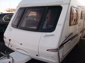 2005 Swift Lifestyle 490 5 Berth Caravan