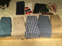 Job Lot of Men's Designer Clothes