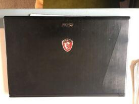 MSI GS60 2QE Ghost Pro 4k Gaming Laptop