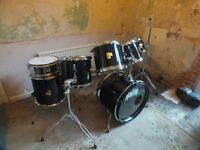 7 Piece Arbiter Drum Kit