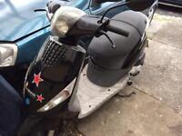 Scooter,Piaggio zip 50cc four stroke