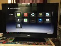 Sony BRAVIA 40 inch Full 1080p HD Smart Internet LCD TV ★ Excellent condition ★