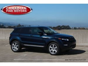 2012 Land Rover Range Rover Evoque LOADED-PANOROOF-DUAL DVD