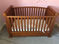 3 peice nursery furniture set