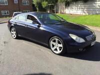 MERCEDES BENZ CLS 3.0 CLS320D CDI 2005 55 PLATE FULLY LOADED