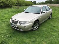 2004 ROVER 75 CONNOISSEUR SE CDTI AUTO (HEATED LEATHER) NEW MOT! CARDS ACCEPTED - DELIVERY?