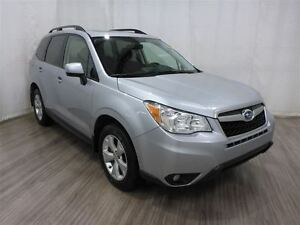 2014 Subaru Forester 2.5i Touring Package Bluetooth Sunroof
