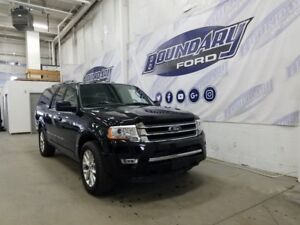 2017 Ford Expedition Max Limited W/ Ecoboost, 4WD, Automatic
