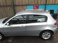 Alpha romeo 1.6 petrol twin spark remapped