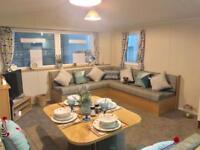 Stunning new caravan for sale at Hunters Quay Holiday Village on the West Coast