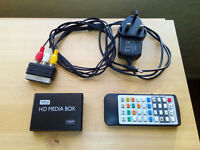 Mini HD Media Box Player