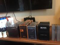 100% original aftershave and perfumes