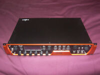 AVID / Digidesign Eleven Rack Effects Processor and Audio Interface for Guitar . Bass and Vocal.