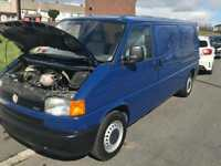 Vw transporter t4 2.5 Tdi lwb (2004)