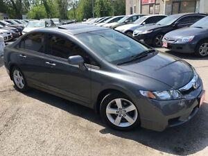 2011 Honda Civic SE/AUTO/PWR ROOF/LOADED/ALLOYS