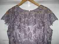 ladies fenn wright manson lace dress and jacket