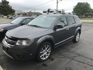 2015 Dodge Journey R/T leather!  seats 7!
