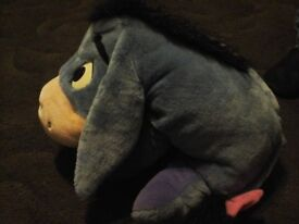 Large Fisher Price Eeyore Soft Toy