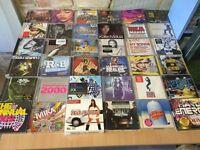 57 CD's