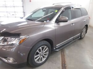 2014 Nissan Pathfinder SL- 4x4! BACK-UP CAM! ALLOYS! LEATHER!