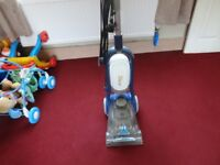 vax carpet cleaner working order can see it working