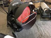 JEFFERSON INFRARED 90 2-STEP HEATER Space Heater Kerosene/Diesel