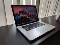 Apple MacBook Pro 15' 2.3GHz i7 8GB Ram 500GB HD AutoCad Rhinoceros CorelCad Vectorworks QuarkXPress