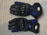 Buffalo Motorbike Gloves - Large - Size 10
