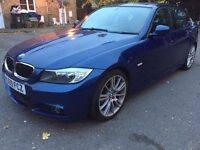 "BMW 3 Series 2.0 318d M Sport ""Business Edition"" Full Leather Interior**Sat Nav**Bluetooth**"