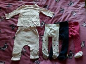 Baby Girl Clothes Bungle 3-6 Months