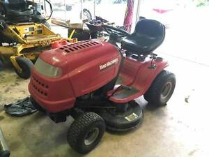 """1x""""Rover"""" & 1x""""Yard Machines"""" Ride on Mowers Palmerston Area Preview"""