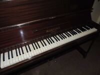 Piano for sale due to house move