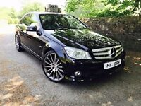 Mint 2010 Mercedes C220 CDI Blueefficency Sport CDI manual, trade in considered, credit cards taken