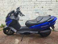 Suzuki, Burgman 125cc K2, 2002, Project or Spares or Repairs