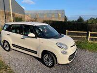 2015 Fiat 500L MPW 7 SEATER 1.2 DIESEL MOTD