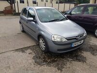52 plate corsa with mot till jan 2017 drives like new only 95000 miles