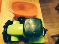 Toy Truck, Tractor and trailer