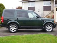 Land Rover Discovery 3 SUV (2008) 2.7 TD V6 HSE 5dr