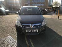 Vauxhall Zafira 1.9 Diesel ( 1 months warranty) cheap cars